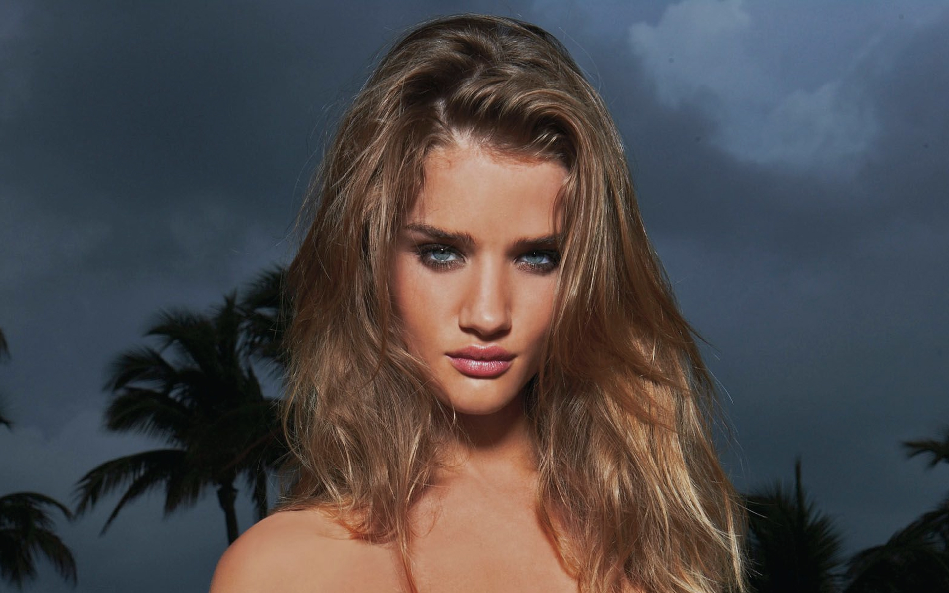 woman rosie huntington-whiteley supermodels HD Wallpaper