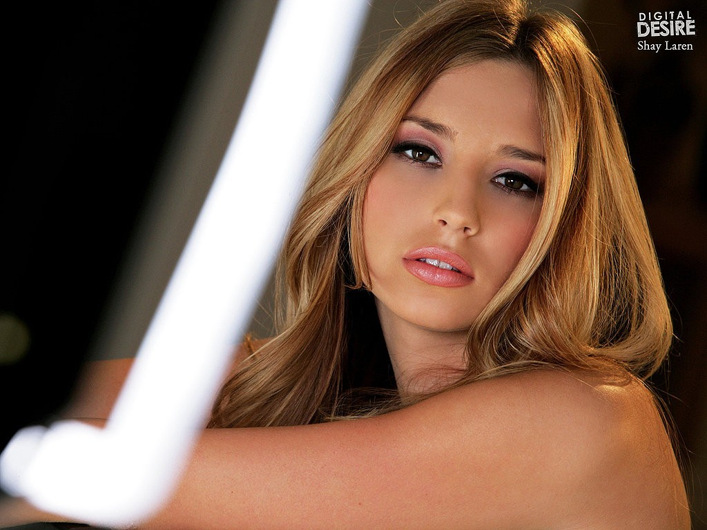 woman Shay Laren Digital HD Wallpaper