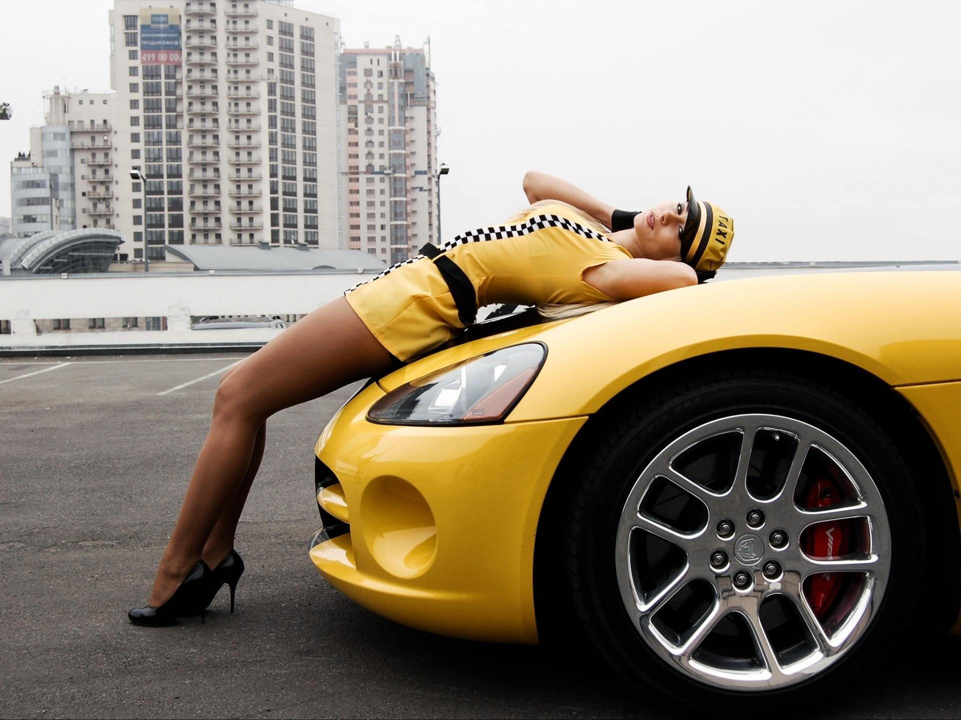 woman Viper pitgirls HD Wallpaper