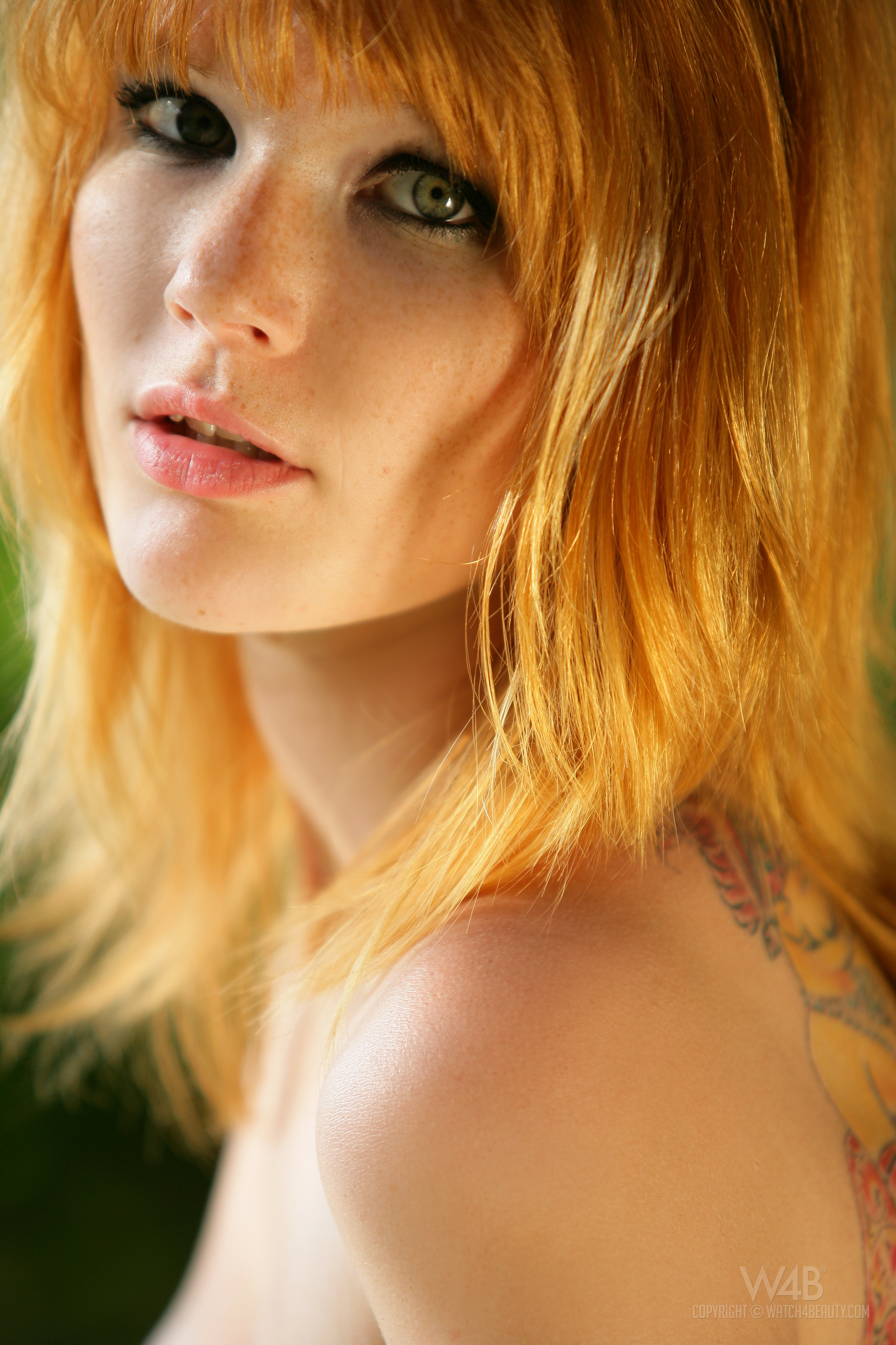 Royalty Free Redhead Freckles Nude Pictures, Images and Stock.