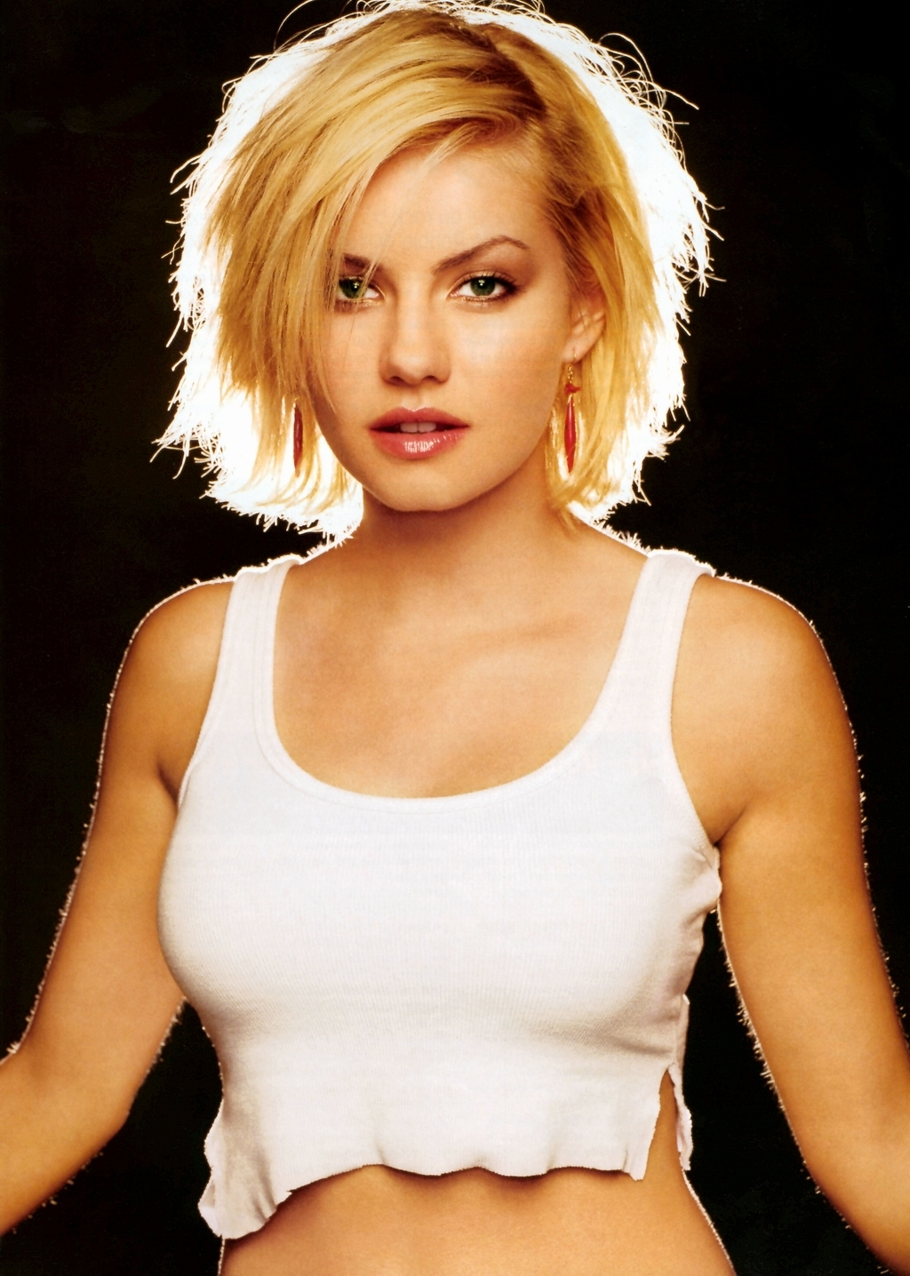 Women elisha cuthbert girl HD Wallpaper
