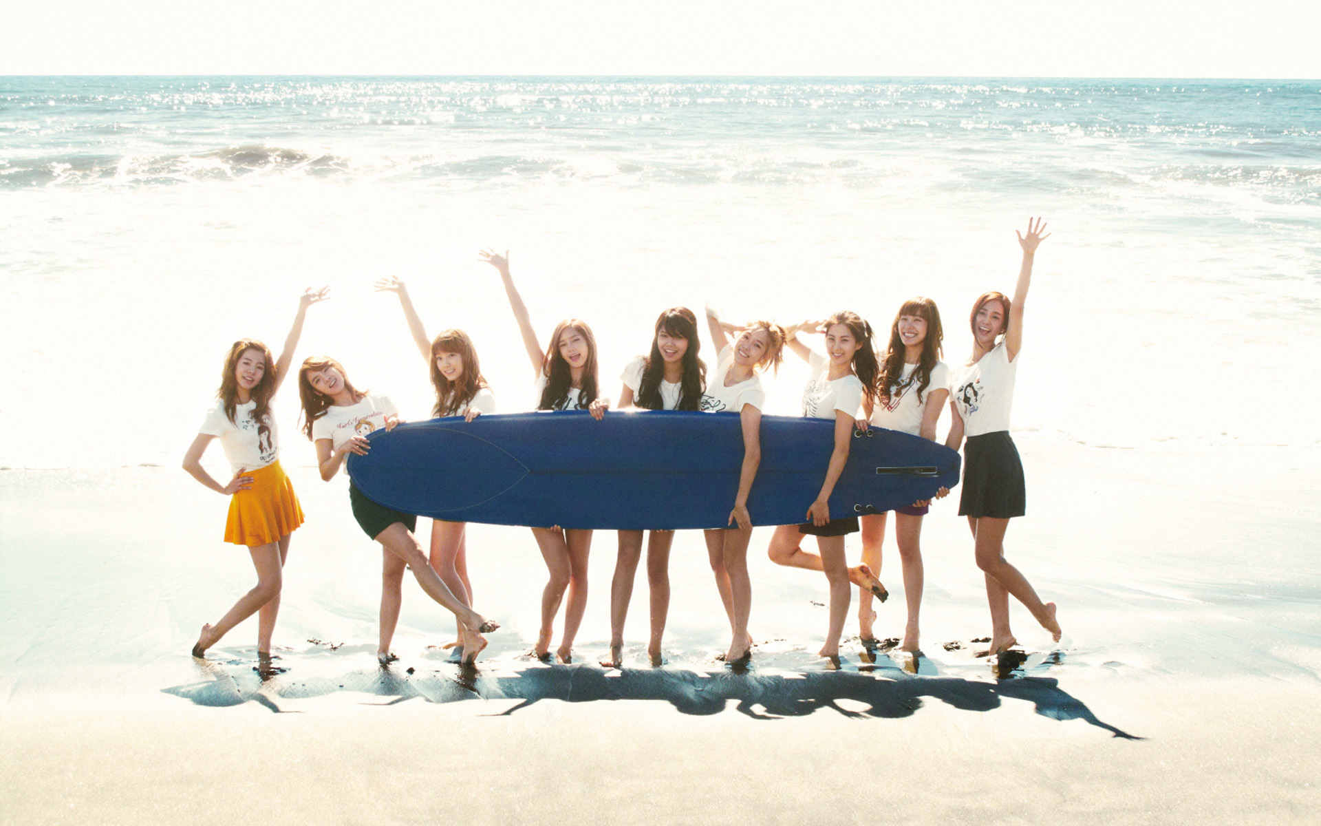Women girls generation snsd