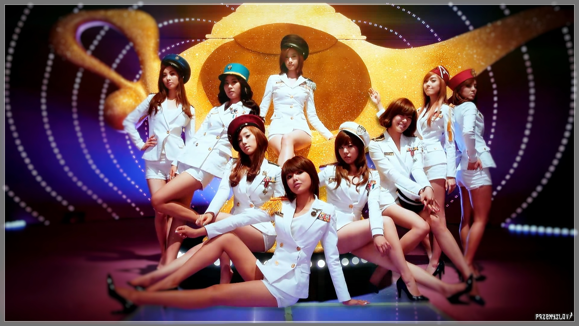 Women girls generation snsd HD Wallpaper