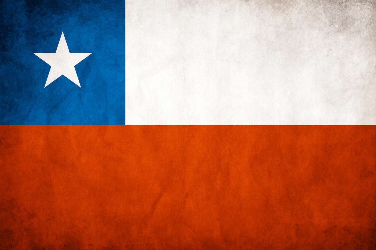 World chile Flags HD Wallpaper