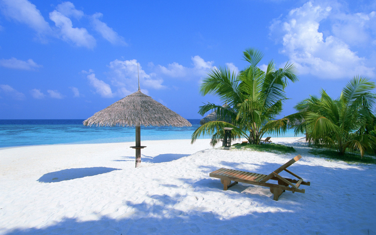 World Maldives Relax in HD Wallpaper