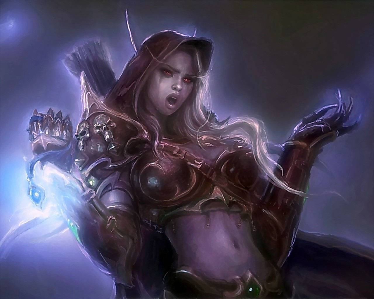 world of warcraft cgi HD Wallpaper