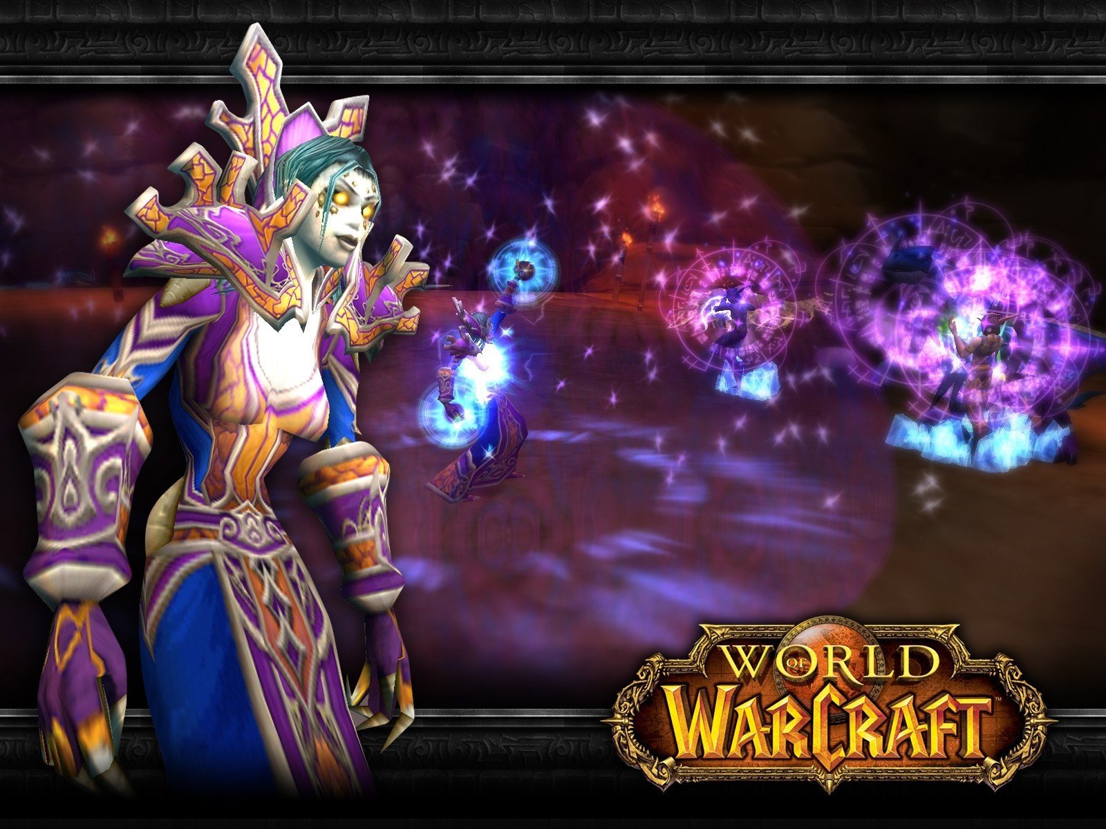 world of warcraft fantasy HD Wallpaper