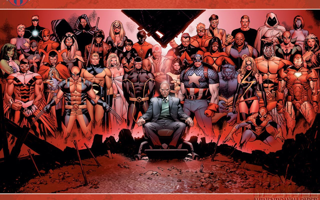 X-Men marvel comics charles HD Wallpaper