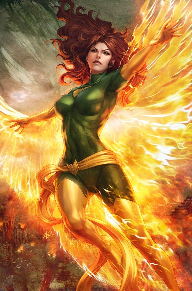 X-Men phoenix jean grey HD Wallpaper