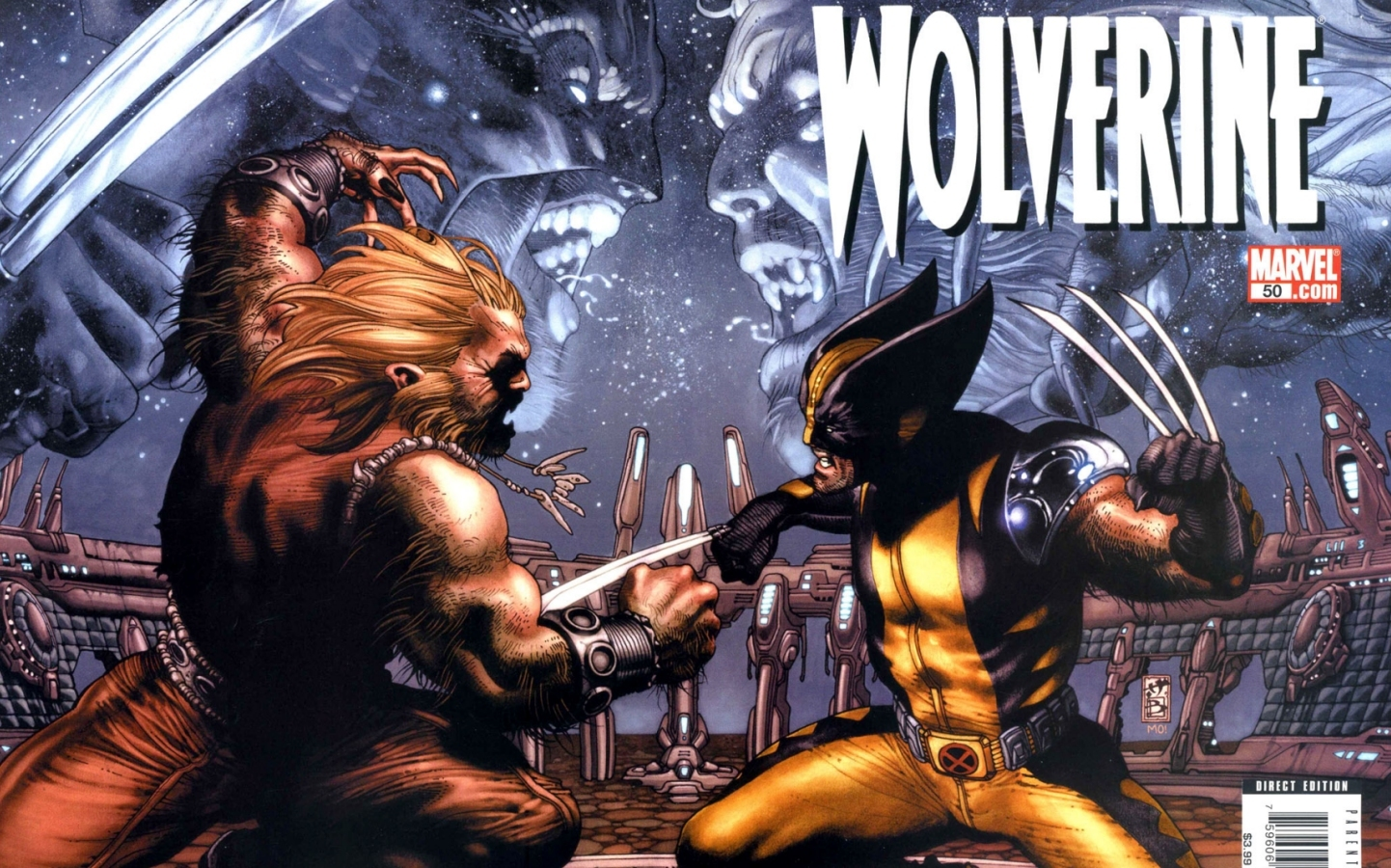 X-Men wolverine cartoon HD Wallpaper