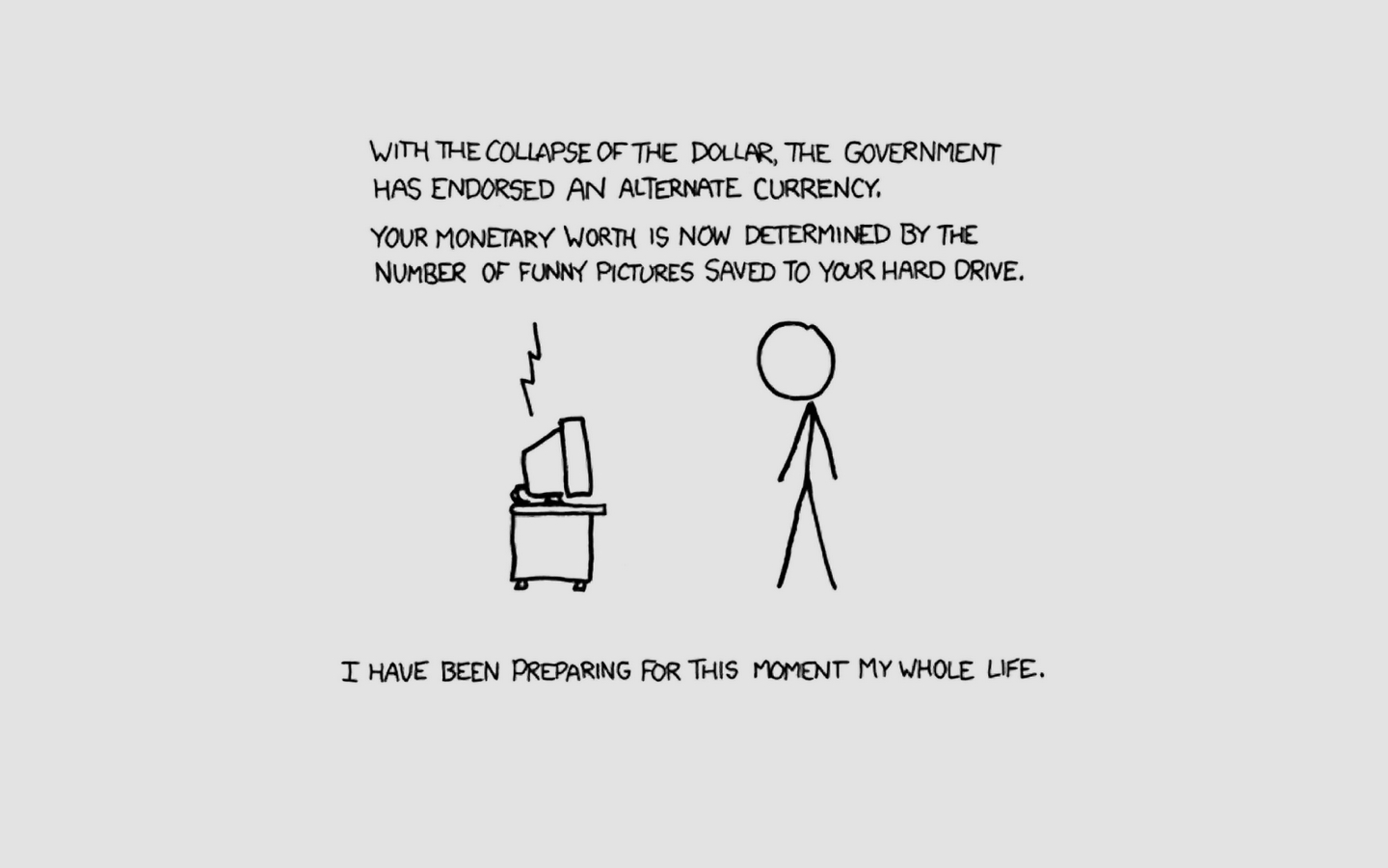 xkcd comics funny currency HD Wallpaper