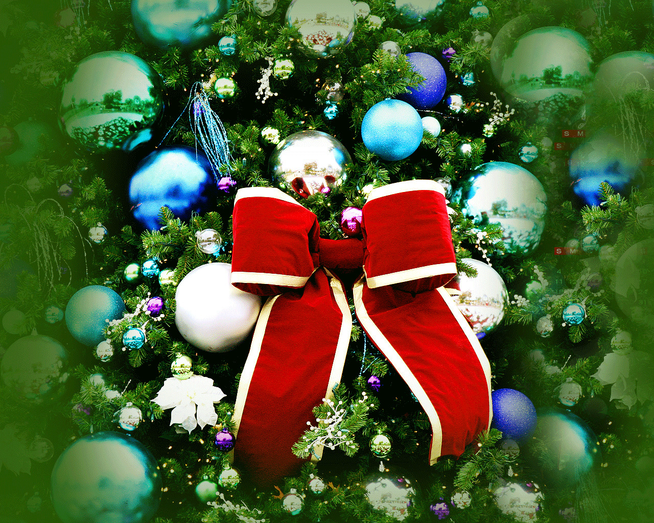 xmas thread it ll HD Wallpaper