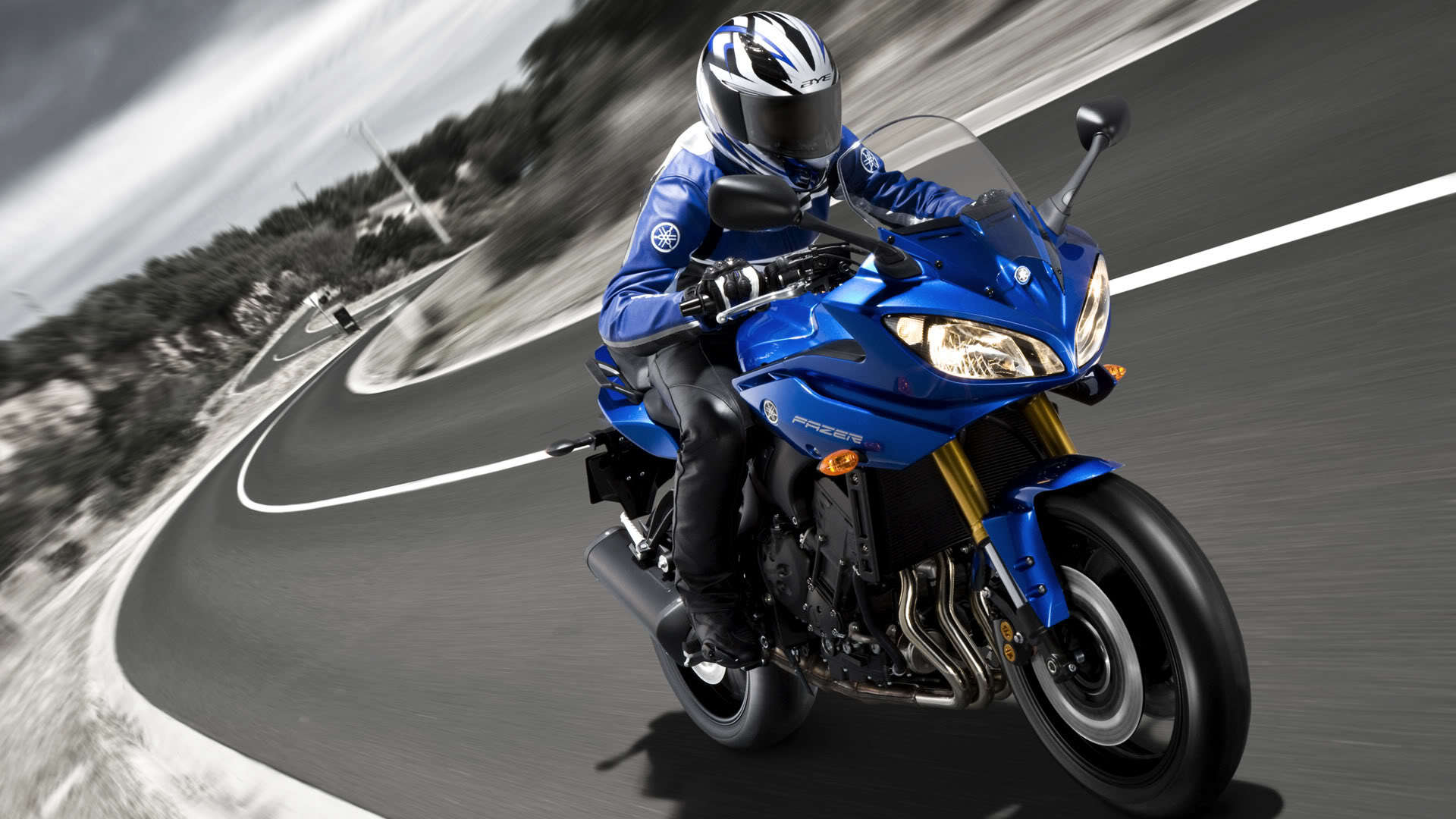 Yamaha vehicles motorbikes HD Wallpaper