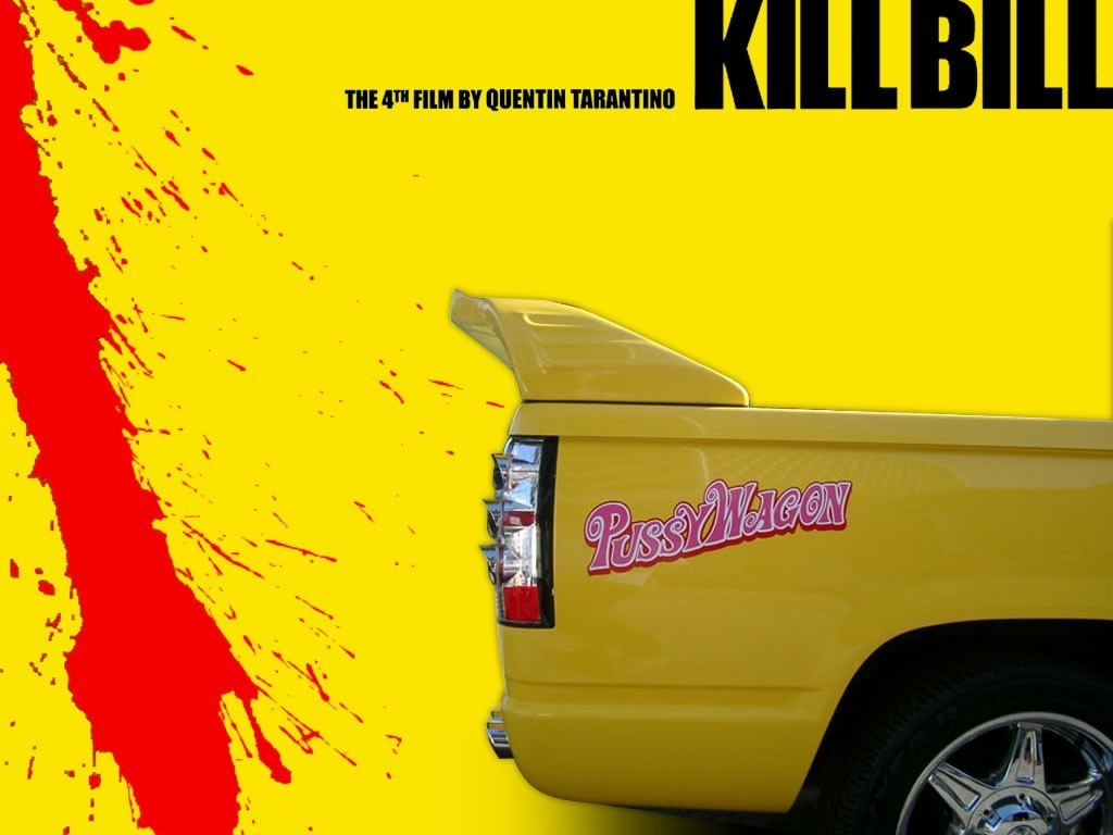 yellow Kill Bill pussy HD Wallpaper