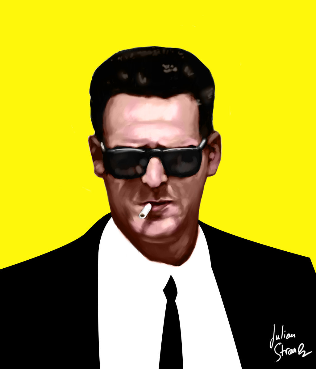 yellow Reservoir Dogs Mr. HD Wallpaper