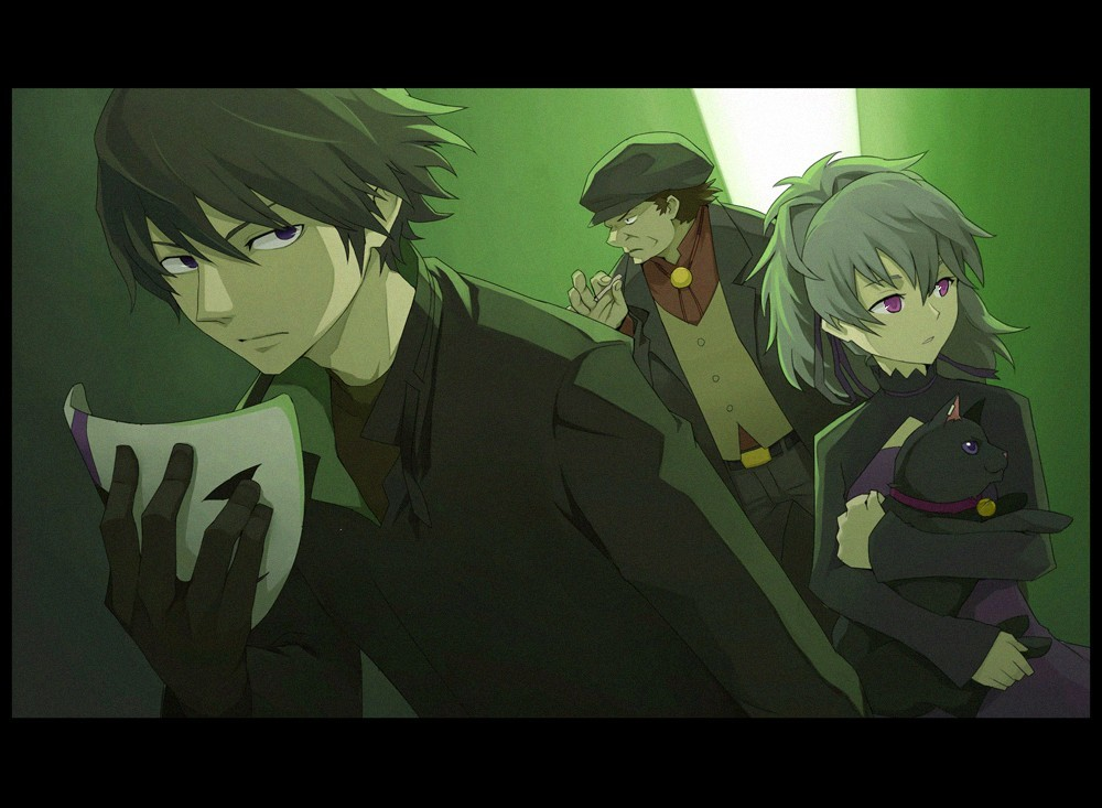 yin darker than black hei Huang HD Wallpaper