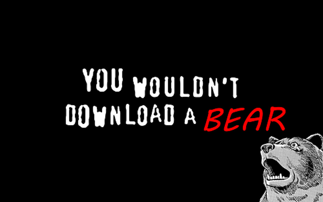 You wouldn Download Bear
