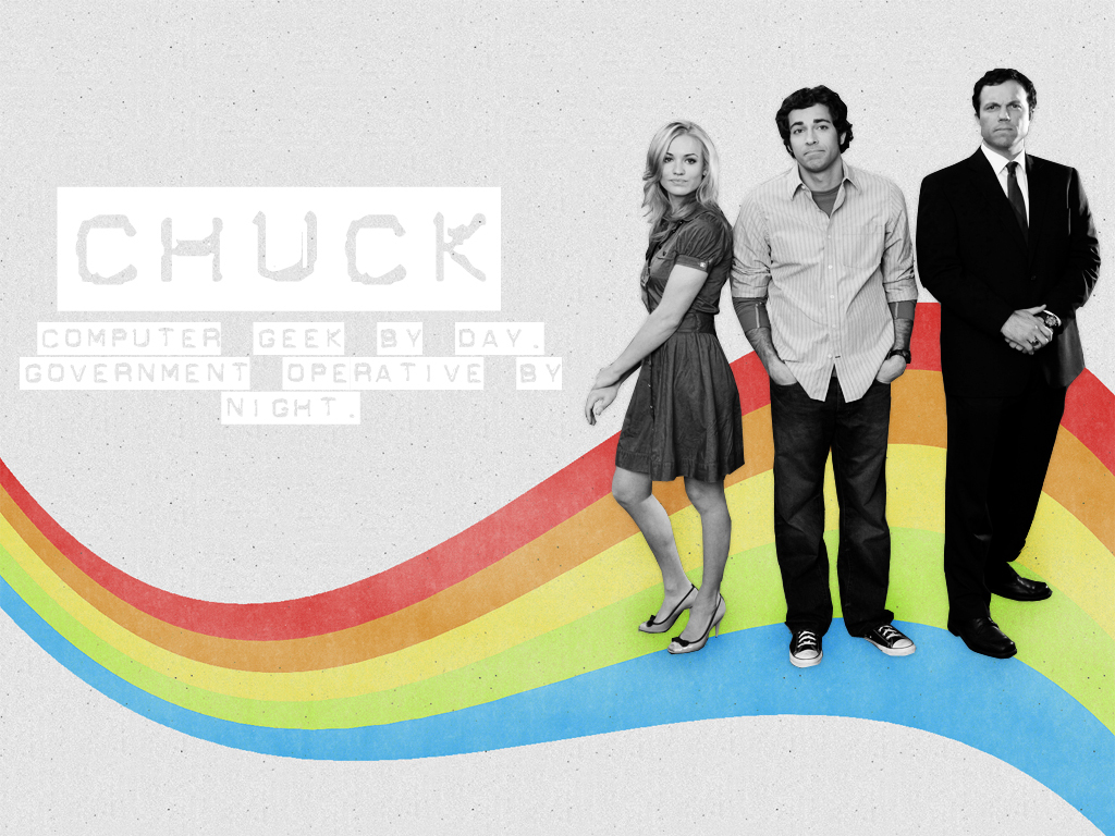Yvonne strahovski Chuck Adam HD Wallpaper