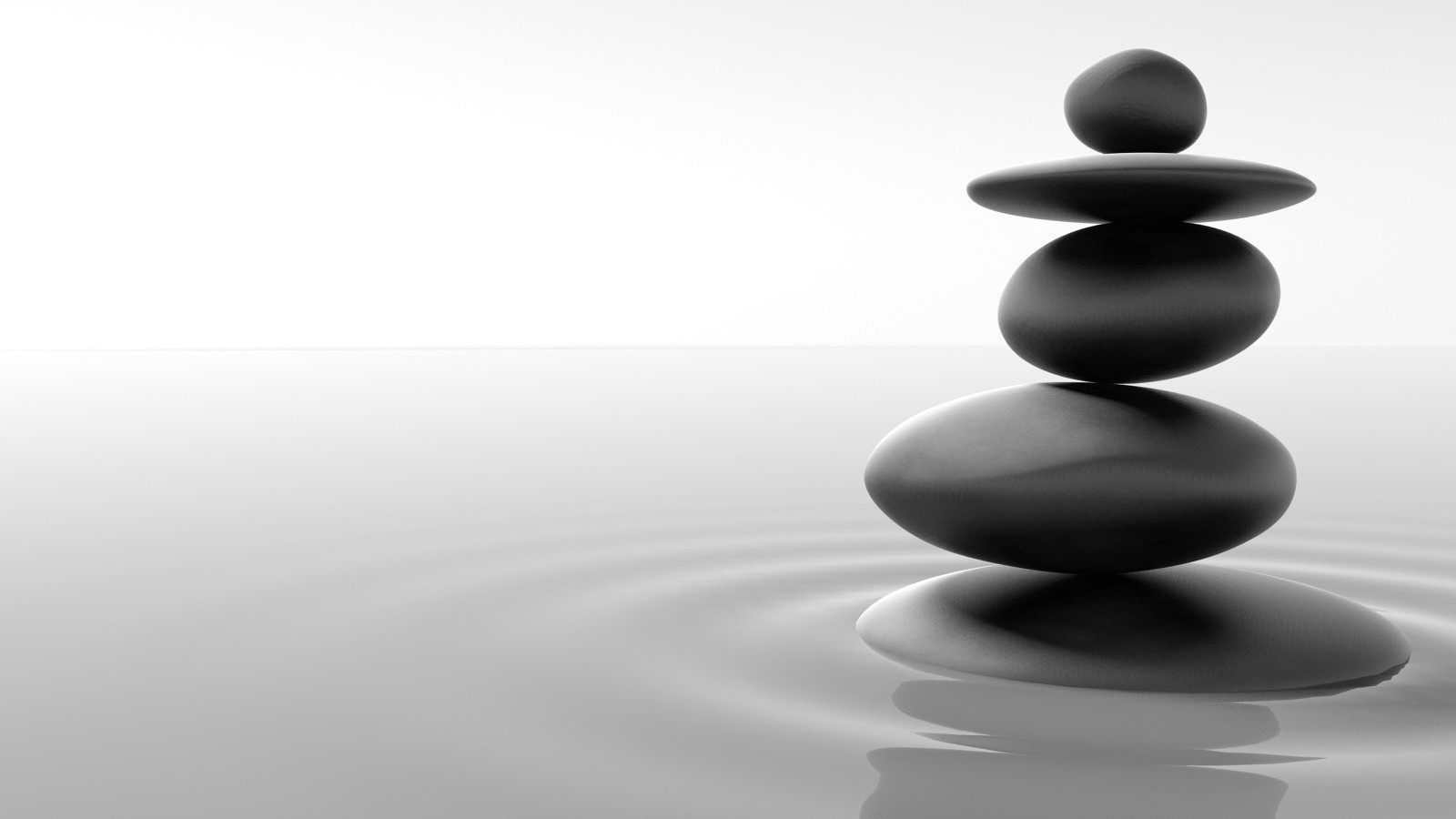 Zen balance pebbles HD Wallpaper