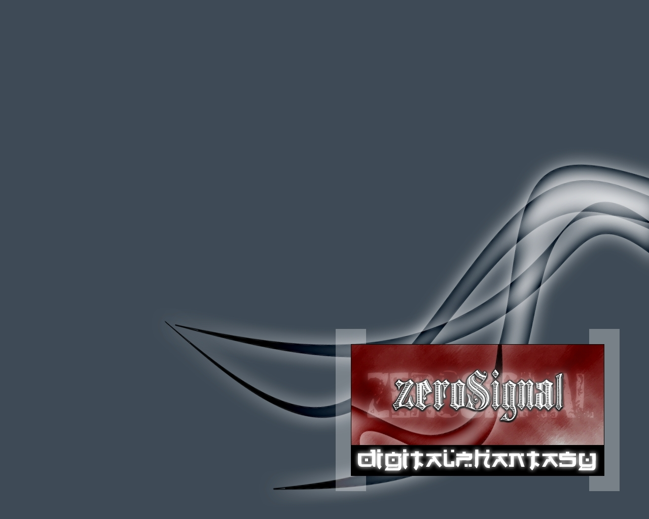 zerosignal abstract zero signal HD Wallpaper