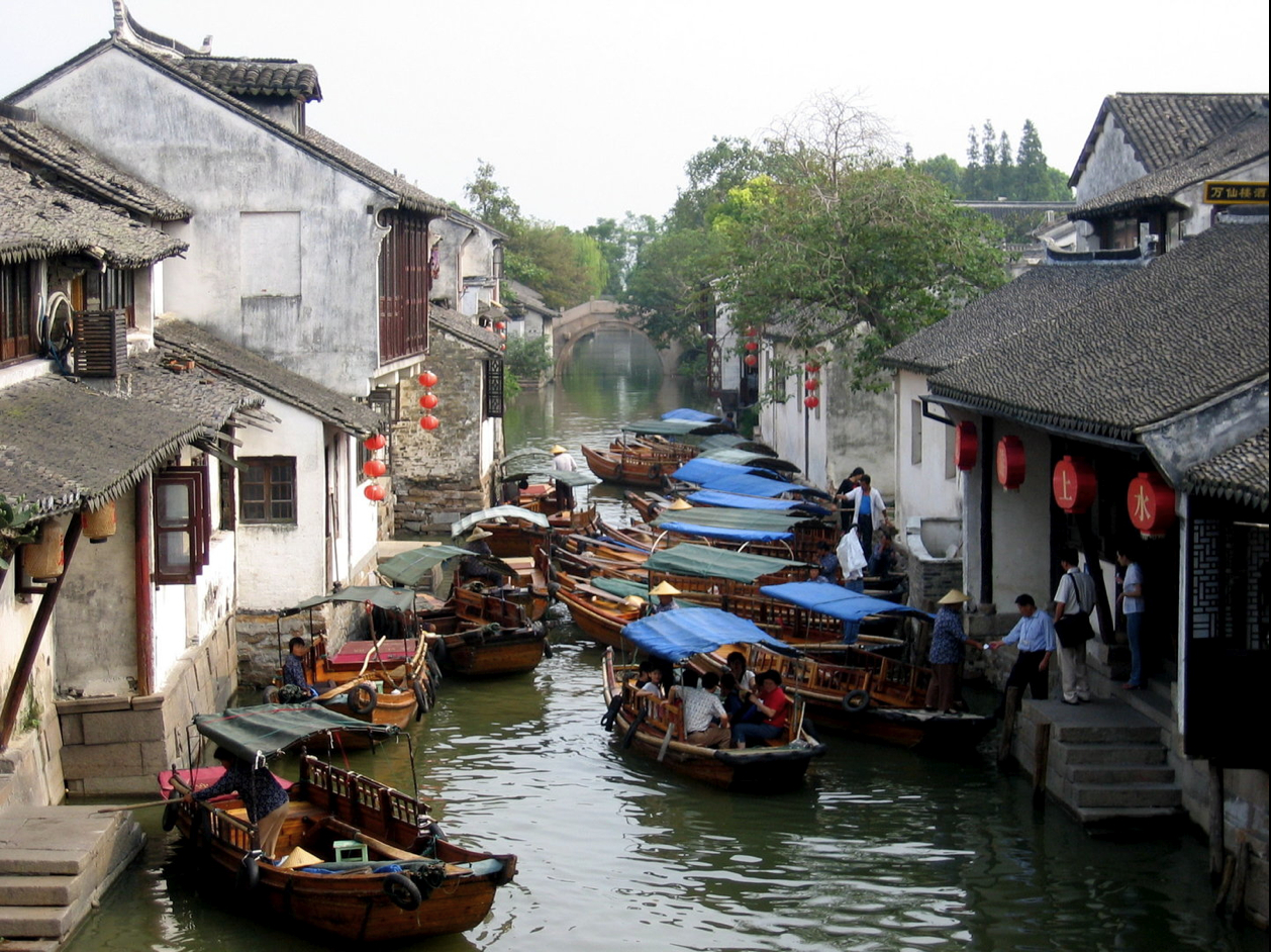 zhouzhuang jiangsu province one HD Wallpaper