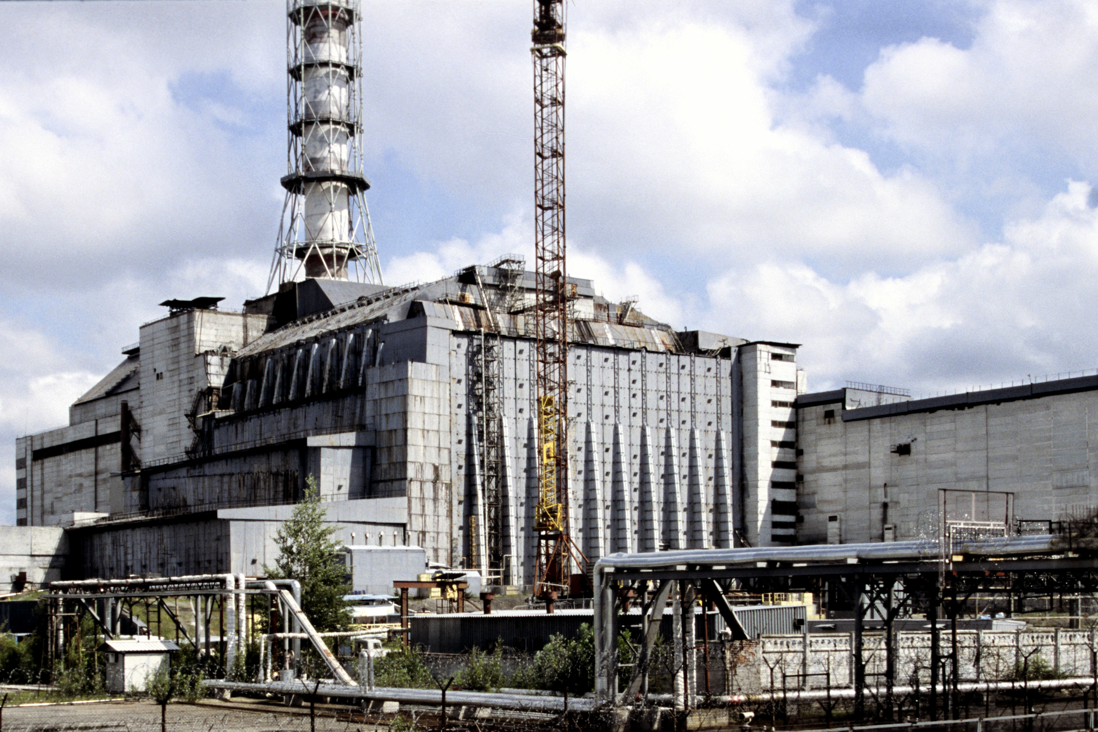 zone ( Chernobyl Nuclear HD Wallpaper